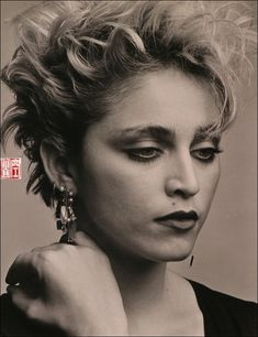 Madonna by Peter Cunningham, 1982