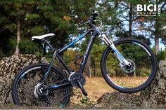 Orbea Master Sport 2013 es una bici que te impresiona a primera vista, una buena elección para iniciarse en la bicicleta de montaña.