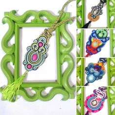 Cuál complementaria perfectamente tu #look de hoy?  Which one complement your #outfit today? * * #soutache #soutachemania #soutachependant #soutachevenezuela #soutacheusa #medallon #pendant #hechoamano #handmade #hechoenmaracay #hechoenvenezuela #ootd #miami #tampa #orlando #florida #usa #maracay #caracas #valencia #venezuela #panama #pty