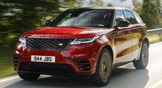 La Range Rover Velar è pronta al debutto