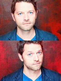His eyes holy damn