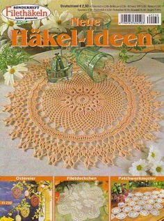 FiletHakeln Sonderheft - FI 230 Hakeln-Ideen - Aypelia - Álbuns da web do Picasa