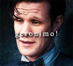 He's so pretty, I wanna cry...  Eleventh Doctor is life.