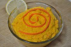 The Tasty Alternative: Raw Carrot Hummus (SCD Friendly)