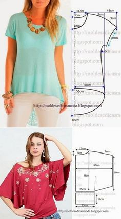 How to sew a flat felled seam on silk fabric (the easy way Blouse Patterns, Clothing Patterns, Blouse Designs, Fashion Sewing, Diy Fashion, Sewing Clothes, Diy Clothes, Dress Sewing, Costura Fashion