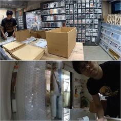 And here I'm packing Mirai Smart Doll in our house back in June 2014 (video bottom half) and packing at Mirai Store recently this month (video top half). The middle half shows video footage from 6 years from now but you need to be a Trident to see it.  Back then it was not possible to ship large batches as there just wasn't any space to hold stock - we had to repeatedly take batches of small orders and ship them out.  #tokyo #smartdoll #anime #manga #doll #bjd #fashion #3dprinting #fashiondoll # Show Video, Smart Doll, Trident, Video Footage, 6 Years, Bjd, Fashion Dolls, 3d Printing, Tokyo