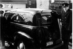 1953 Paddy Wagon