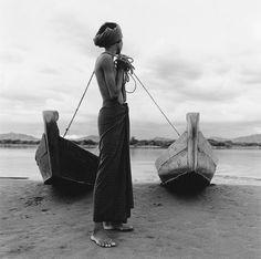 Monica Denevan nous propose des clichés magnifiques en noir et blanc