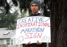 20 Great Marathon Spectator Signs | Active.com