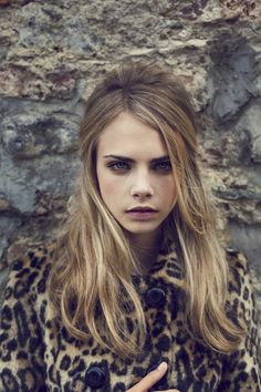 9f44bc3a349 Cara Delevingne Fall Hair and Make-up