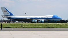 The US is considering buying new Air Force One planes built for a bankrupt Russian airline.