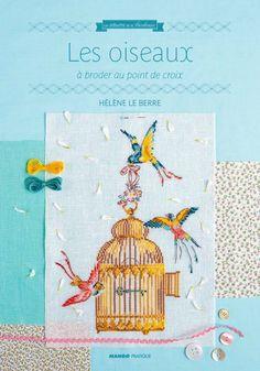 Gallery.ru / Фото #1 - Helene Le Berre - Les oiseaux a broder - velvetstreak