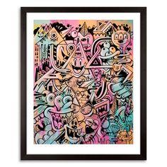 Image of Organized Chaos #2 Print