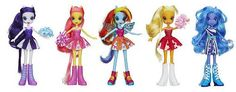 *HOT* My Little Pony Equestria Girls Canterlot High Pep Rally Collection Pack, 25% off!