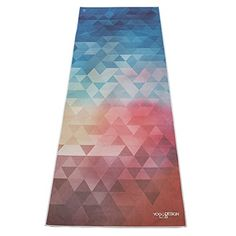 The Hot Yoga Towel. Eco-friendly Lightweight Insanely Absorbent Non-slip  Microfiber Towel that Dries in Minutes! Ideal for Bikram Hot Yoga Pilates. 7273960b3d6b8