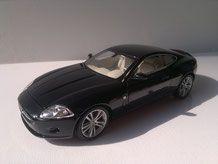 Jaguar XKR Coupé 1/24 modelcar24´s Webseite!