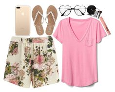 """""""Sweet little something"""" by ohkally on Polyvore featuring VILA, Gap, M&Co, Too Faced Cosmetics, Chanel and polyvoreeditorial"""