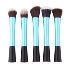 Yuan mutang Professional Powder Blush Brush Facial Care Facial Beauty Cosmetic Stipple Foundation Brush Makeup Tool (Lake Blue) Yuan mutang,http://www.amazon.com/dp/B00HQBRHBG/ref=cm_sw_r_pi_dp_zrDqtb19HQBGZSCP