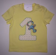 cocodrilova: camiseta cumpleaños  #camiseta #cumpleaños #1año #bebe