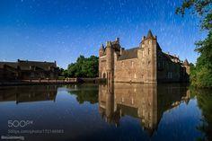 Chateau de Trécesson - Bretagne - France by landscape. Please Like http://fb.me/go4photos and Follow @go4fotos Thank You. :-)