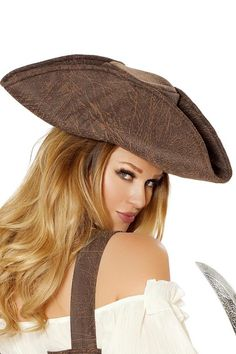 3wishes.com - Rustic Pirate Hat, $34.95…
