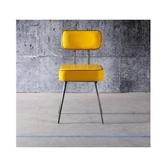 Chaise vinyl 2618 Eames, Furniture, Home Decor, Vintage Metal, Chair, Decoration Home, Room Decor, Home Furnishings, Arredamento