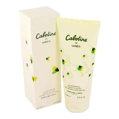 CABOTINE BY GRES, SHOWER GEL 6.7 OZ by Parfums Gres. $34.96. 100% Original Name Brands.. Launched by the design house of Parfums Gres in 1990, CABOTINE is classified as a sharp, flowery fragrance. This feminine scent possesses a blend of ginger, citrus, and fresh cut flowers. It is recommended for casual wear.