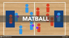 Matball is a Standards-based Invasion game that is suitable for Kindergarten and Elementary school PE programs. It creates a fun, competitive environment that encourages students to push themselves to succeed. It can be used to introduce and reinforce concepts and skills such as creating space, defending space, and passing. Matball can be played in a gym or outdoors. Share this:Click to share on Twitter (Opens in new window)Click to share on Facebook (Opens in new window)Click to share on…