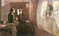 """Spring 1889 - Oil, 70 3/8"""" x 110"""""""