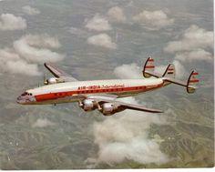 Air India Connie