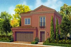 Check out the beautiful Residence 2 in Siena at Laguna Altura
