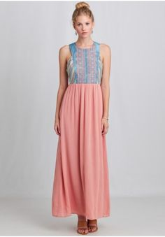 Beach Cabana Maxi Dress | Modern Vintage Dresses | Modern Vintage Clothing | Ruche