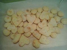 Joffko & Loty - BARFujeme - Domáce pamlsky Garlic, Vegetables, Food, Basket, Veggies, Essen, Veggie Food, Vegetable Recipes, Yemek
