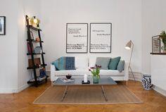 Jurnal de design interior  Amenajarea unui apartament de 43 m²