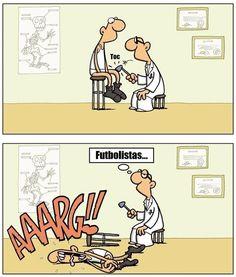Futbolistas Imágenes graciosas, humor, diversión, chistes #Humor #Fun #Joke #Funny #Jokes #Risas #Hahaha #Jajaja @FiorellaTwit