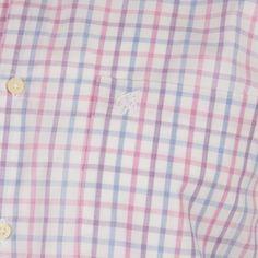 Carson Mid Check Short Sleeve Shirt by Carson