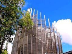 ニューカレドニアの民族文化の世界へチバウ文化センターニューカレドニアトラベルジェイピー 旅行ガイド