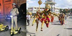 Eco Friendly Policing during #MysoreDasara  #Dasara #Tourism #KarnatakaTourism #KSTDC #CauveryTourismAuthority #IncredibleIndia #ChinaoutboundTourism #FHRAI #USTOA #ETOA #ASTA #NTA #AAHOA #IATO , #PATA , #ADTOI , #ATOAI , #OTOAI , #TAAI , #TAFI