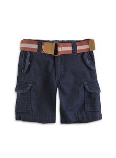 Pumpkin+Patch+-+shorts+-+cargo+short+with+belt+-+S3TB50001+-+navy+-+12-18mths+to+5