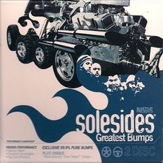 Album art  SoleSides: Greatest Bumps      Label: Quannum Projects      Released: 2000      Formats: MP3, CD, LP