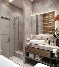 Baths Interior, Home Interior, Bathroom Floor Tiles, Bathroom Toilets, White Marble Bathrooms, Small Bathroom, Modern Bathroom Design, Bathroom Interior Design, Bathroom Design Inspiration