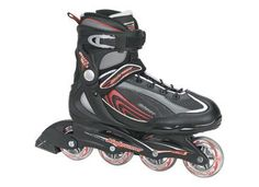 Bladerunner Men's Pro 80 Inline Skates available at Roller Sports, Air Max Sneakers, Sneakers Nike, Inline Skating, Big 5, Blade Runner, Skates, No Equipment Workout, Golf Bags