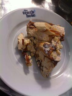 My favorite banofee pie!!! Delicious!!!!
