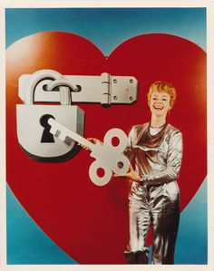 "From the 1960's Irwin Allen TV series, LOST IN SPACE. Special prop made for June ""Lock-Heart"""