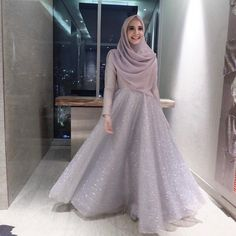 23 Ideas Dress Bridesmaid Hijab Brokat Source by . 23 Ideas Dress Bridesmaid Hijab Brokat Source by dress Hijab Prom Dress, Hijab Gown, Kebaya Hijab, Muslimah Wedding Dress, Hijab Style Dress, Kebaya Dress, Dress Pesta, Muslim Wedding Dresses, Muslim Dress
