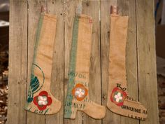 DIY Christmas Stocking Patterns (in a Bunch of Styles) : Home Improvement : DIY Network