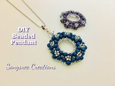 20 Different Types of Doughnuts You Need to Know and Taste - donut tattoos Beaded Earrings, Beaded Jewelry, Handmade Jewelry, Beaded Bracelets, Beaded Bead, Feather Earrings, Pendant Earrings, Hoop Earrings, Beading Tutorials