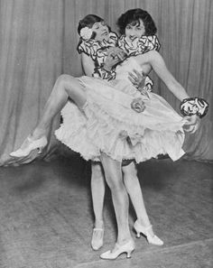 Joan Langton and Stella Maris, 1924 Dieselpunk, Ballet Skirt, Dresses, Fashion, Vestidos, Moda, Tutu, Fashion Styles, Dress