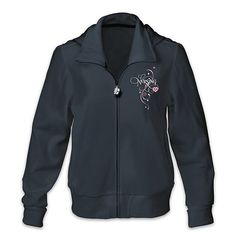 The Bradford Exchange Nursing Womens Hoodie The Art Of Caring XLarge Black * See this great product.(This is an Amazon affiliate link and I receive a commission for the sales)
