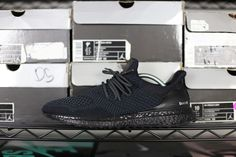 Custom All-Black Adidas Ultra Boost Uncaged — Sneaker Shouts 589a0d9a3